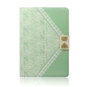 Atdoshop(TM) Fashion Fresh Cute Flip Wallet Leather Case Cover for iPad 2 3 4