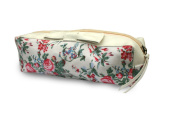 The Vintage Cosmetic Company Small Floral Make-Up Bag