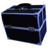 Aluminium Beauty Cosmetics & Make Up Case/Box Nail Art Case Hairdressing Case