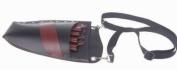 niceeshop(TM) PU Leather Scissor Hairdressing Holster Pouch Holder Case Waist Bag with Shoulder Belt