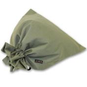 JODA Mens Army Khaki Green Drawstring Bag