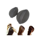 Accessotech 2 x Bump It Up Volume Hair Base Styling Insert Tool Piece Volumiser Big + Small