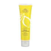 LCN Citrus Foot Peeling Lemon Scented Exfoliation 100ml