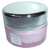 ATNails Nail Transparent Crystal Clear Acrylic Powder - 30g / 30ml