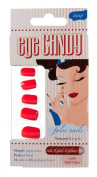 Eye Candy Coloured False Nails 50's Style 006