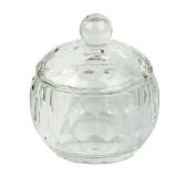 Hotsell Clear Nail Art Acrylic Crystal Glass Dappen Dish Liquid Powder Container