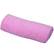 JTC Solid Colour Half-Column Pillow Cushion Hand Rest Nail Art Manicure Salon Tool