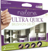 Nailene Ultra Quick Brush On Gel Kit