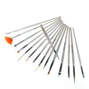 Nail Art Design Builder Salon DIY Brush Pen Set
