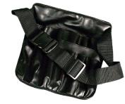 Micro Trader New 12 Make Up Brushes Apron Toolbelt Tool Bag - Black
