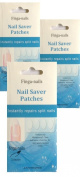 3 x 32 Nail Saver Patches ~ temporary protection for split nails~
