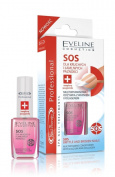 Eveline Multivitamin Conditioner with Calcium & Collagen for Brittle & Broken Nails