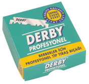 Derby Extra Single Sided Professional Razor Blades 100pcs