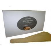 100 x Disposable Wooden Waxing Spatulas Pieces Wax Sticks