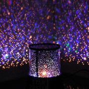 Innoo Tech LED Night Light Projector Lamp Gift for Kids Decoration Indoor Bedroom with Amazing Sky Star Scene