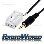 Volkswagen RCD210 RCD310 RCD510 Aux Input Adaptor Audio Interface Converter