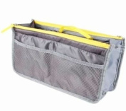 Handbag Pouch Bag in Bag Organiser Insert Organiser Tidy Travel Cosmetic Pocket