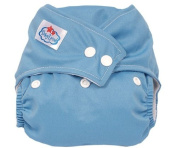 Reuseable Baby Pocket Cloth Nappies One Size Fits All-BLUE
