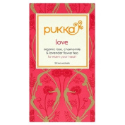Pukka Love Tea 20 per pack