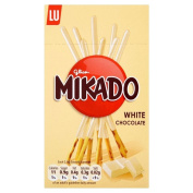 Lu White Chocolate Mikado