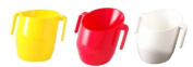 Bickiepegs Doidy Cup 3 Pack - Red, Yellow & White