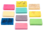 Bee Beautiful 30 Handmade 12g Guest Soap Bars Mixed Scents