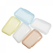 5Pcs Travel Portable Toothbrush Head Covers Case Protective Preventing Molar