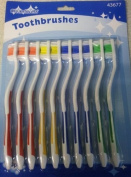 10 Pack Toothbrushes