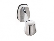 Silver Style Magnetic Soap Holder Chrome 11339