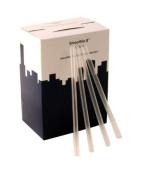 20cm Super Jumbo Smoothie Straw Drinking Straws Box Of 200
