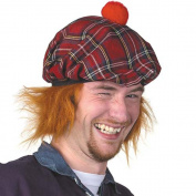 Scottish See You Jimmy' Hat - Tartan Tammy - Tam O Shanter