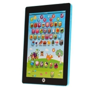 My First Tablet Kids Childrens Laptop Touch Type Learning Computer Educational Toy Game, Blue