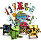OiDroids Pop-out and Build Robots 12 Pack
