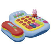 Reig Peppa Pig Activity Telephone and Piano with Figure