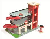 Le Toy Van Dino's Garage (Red)