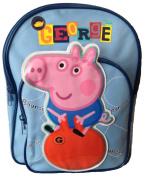 Peppa Pig George Bounce Backpack
