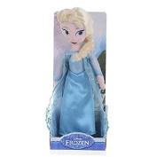 "Official Disney Frozen 10"" 26cm Plush Rag Doll Soft Toy - Elsa"