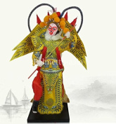 "Chinese Doll - Monkey King - 30cm/11.8"" tall - QCD005"