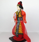 "Chinese Doll - Concubine Yang - Chinese Beauty - 30cm/11.8"" tall - QCD001"