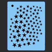 StencilEyes - QuickEZ/Mini Stars Design Stencil