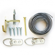 Cobra Extra Heavy Duty Set with Mega Hook 2758 Brass