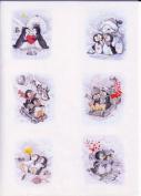 Bulk Vellum - penguins