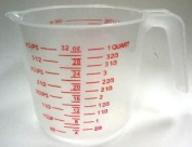 1 L Plastic Measuring Cup Per Each