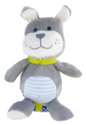 "Carter's Baby ""Chime & Chew"" Plush Rattle"