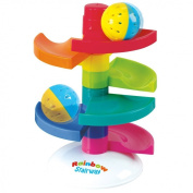 Play Go Rainbow Stairway Ball and Chime Toy