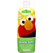 Sesame Street Bubble Bath Extra Sensitive, 120ml
