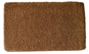 Imports Décor Coir Doormat, Plain Coco, 46cm by 80cm