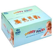 Poly-Lina Nappy Sacks