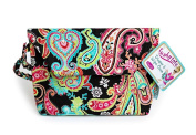 Sister Chic Tushy Tote Nappy and Wipes Case, Patty Paisley