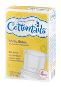 Cottontails Bottle Liners - 100 CT